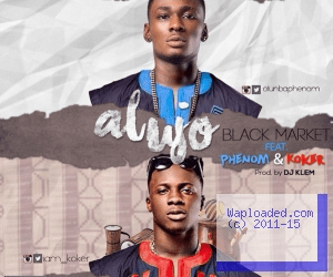 Phenom - Alujo Ft. Koker